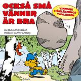Cover for Också små vänner är bra