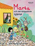 Cover for Marta och det klappande hjärtat