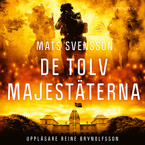 Cover for De tolv majestäterna