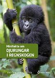 Cover for Minifakta om djurungar i regnskogen