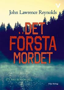 Cover for Det första mordet