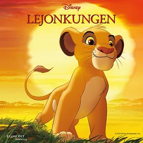 Cover for Lätt att läsa: Lejonkungen