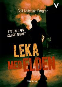 Cover for Leka med elden
