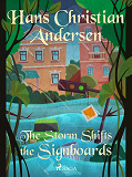 Cover for The Storm Shifts the Signboards