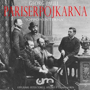 Cover for Pariserpojkarna