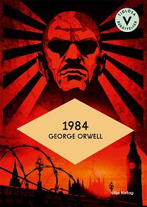 Cover for 1984 (lättläst version)