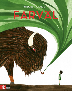 Cover for Farväl