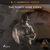 Cover for B. J. Harrison Reads The Thirty-Nine Steps
