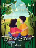 Cover for 'Folks Say -'