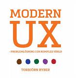 Cover for MODERN UX - Problemlösning i en komplex värld