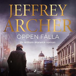 Cover for Öppen fälla