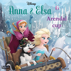 Cover for Anna & Elsa #6: Arendal cup