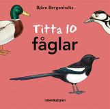 Cover for Titta 10 fåglar