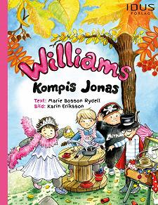 Cover for Williams kompis Jonas