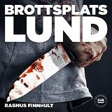 Cover for Brottsplats Lund