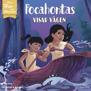 Cover for Pocahontas visar vägen