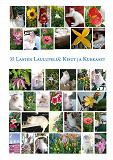 Cover for 35 lasten laulupeliä: Kisut ja kukkaset