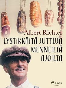 Cover for Lystikkäitä juttuja menneiltä ajoilta