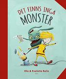 Cover for Det finns inga monster