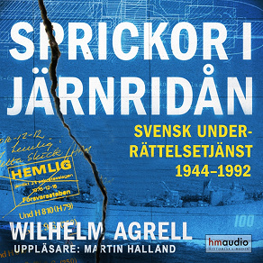 Cover for Sprickor i järnridån