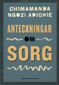 Cover for Anteckningar om sorg