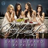 Cover for Pretty Little Liars #2: Felfri