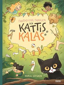 Cover for Fantastiska familjer och Kattis kalas