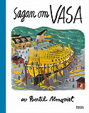 Cover for Sagan om Vasa