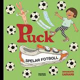 Cover for Puck spelar fotboll