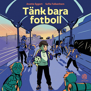 Cover for Tänk bara fotboll