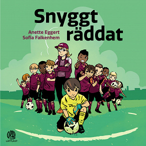 Cover for Snyggt räddat