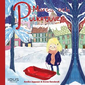 Cover for Marta och pulkatjuven