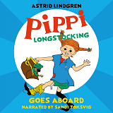 Cover for Pippi Longstocking Goes Aboard