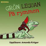 Cover for Grön leguan på rymmen