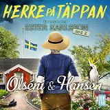 Cover for Herre på Täppan