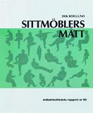 Cover for Sittmöblers mått