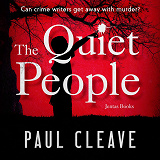 Cover for The Quiet People
