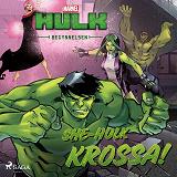 Cover for Hulken - Begynnelsen - She-Hulk KROSSA!
