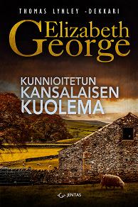 Cover for Kunnioitetun kansalaisen kuolema