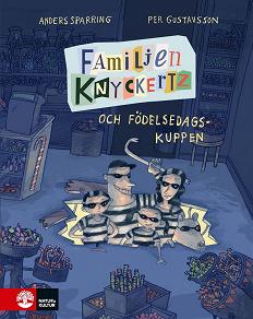 Cover for Familjen Knyckertz och födelsedagskuppen