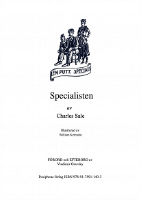 Cover for Specialisten