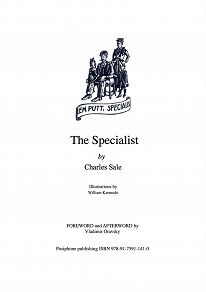 Cover for The Specialist