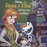 Cover for Anna & Elsa #9 Anna tar befälet