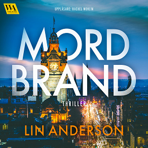 Cover for Mordbrand