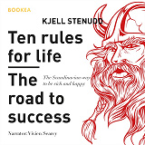 Cover for Ten rules for life - The road to success