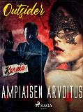 Cover for Ampiaisen arvoitus
