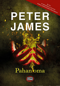 Cover for Pahan oma