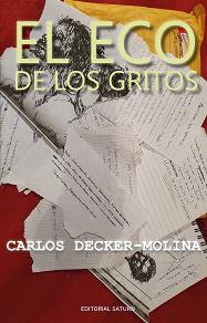 Cover for El eco de los gritos