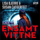 Cover for Ensamt vittne