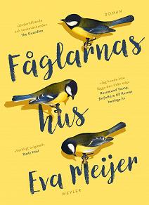 Cover for Fåglarnas hus